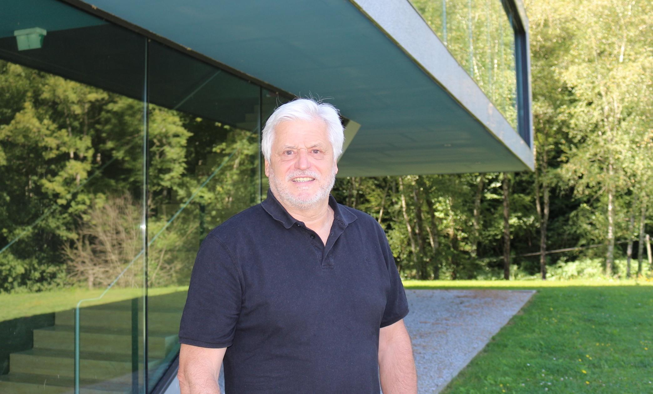 Jean-Marie Fabre, CC Sidobre, Filière Granit