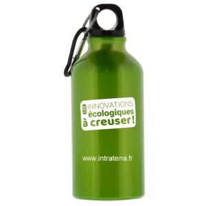 La bouteille réutilisable