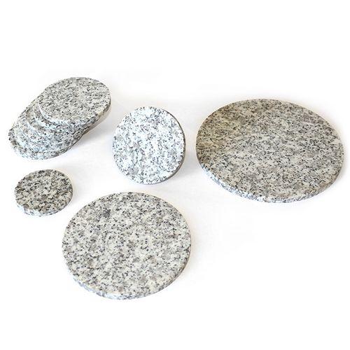 Les disques granit brut Intraterra