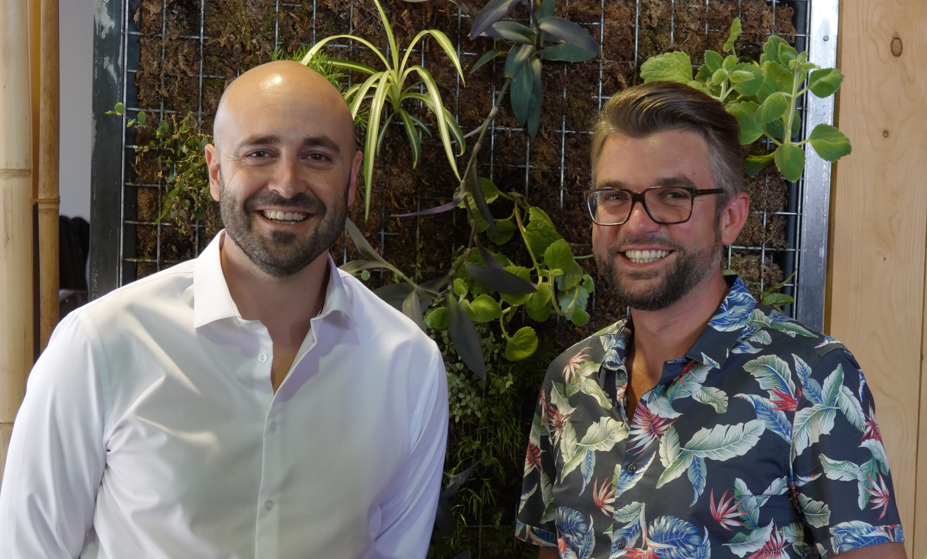 JULIEN Prouzet et Sébastien FAÏSSE codirigeant Artifex, bureau d'études de conseil en impacts environnementaux, notamment pour les carrières de granit