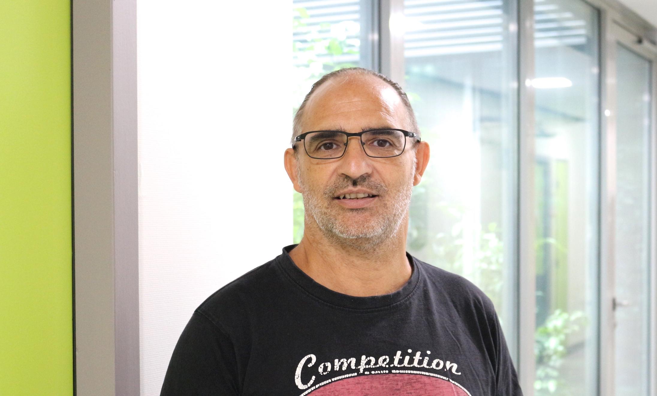 José Darrozes, Directeur de la filière Géosciences Toulouse