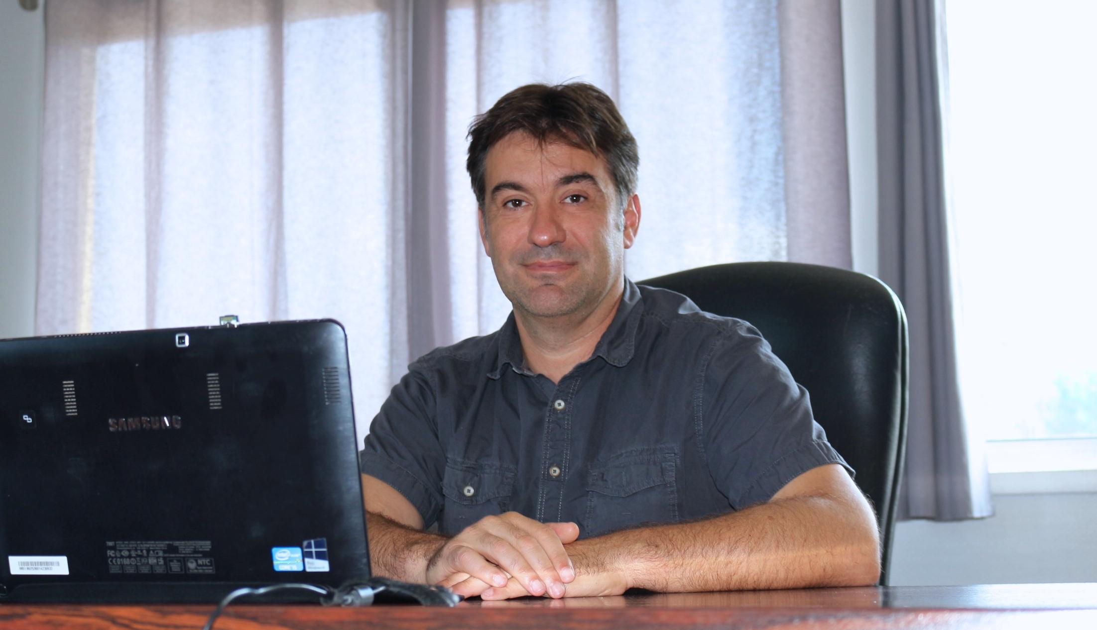 Philippe Moranne, Dirigeant Intraterra